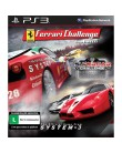 Jogo Ferrari Challenge e Absolute Car PlayStation 3 System 3