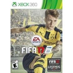 Foto Jogo Fifa 17 Xbox 360 EA