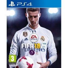 Foto Jogo FIFA 18 PS4 EA
