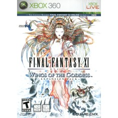 Foto Jogo Final Fantasy XI Online: Wings of The Goddess Xbox 360 Square Enix