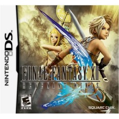 Foto Jogo Final Fantasy XII Revenant Wings Square Enix Nintendo DS