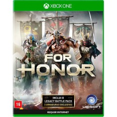 Foto Jogo For Honor Xbox One Ubisoft