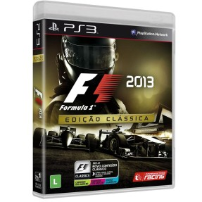 Foto Jogo Formula 1 2013 PlayStation 3 Codemasters
