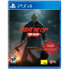 Foto Jogo Friday the 13th The Game PS4 Gun Media