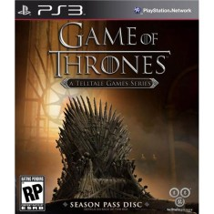 Foto Jogo Game of Thrones A Telltale Game Series PlayStation 3 Telltale