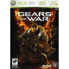 Foto Jogo Gears Of War Xbox 360 Microsoft