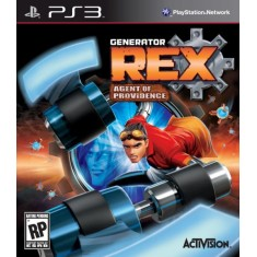 Foto Jogo Generator Rex: Agent Of Providence PlayStation 3 Activision