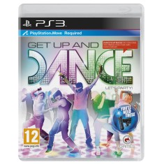 Foto Jogo Get Up and Dance PlayStation 3 O-Games