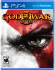 Jogo God of War III PS4 Sony