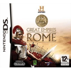 Foto Jogo Great Empires Rome Valcon Games Nintendo DS
