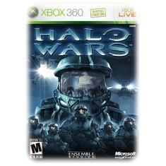 Foto Jogo Halo Wars Xbox 360 Microsoft