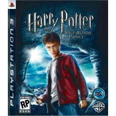 Foto Jogo Harry Potter e o Enígma do Príncipe PlayStation 3 EA