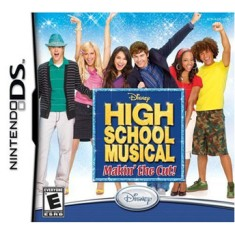 Foto Jogo High School Musical Makin' the Cut Disney Nintendo DS