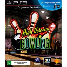 Foto Jogo High Velocity Bowling PlayStation 3 Sony
