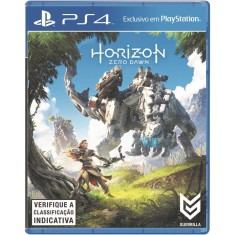 Foto Jogo Horizon Zero Dawn PS4 Sony