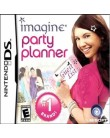 Jogo Imagine Party Planner Ubisoft Nintendo DS
