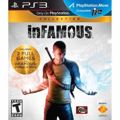 Foto Jogo Infamous Collection PlayStation 3 Sony