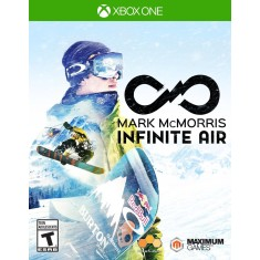 Foto Jogo Infinite Air with Mark McMorris Xbox One Maximum Family Games