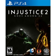 Foto Jogo Injustice 2 Gods Among Us PS4 Warner Bros