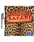 Jogo Jambo! Safari Animal Rescue Sega Nintendo DS