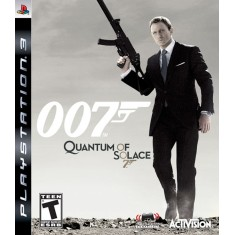 Foto Jogo James Bond 007: Quantum Of Solace PlayStation 3 Activision
