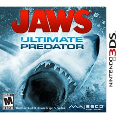 Foto Jogo Jaws: Ultimate Predator Majesco Entertainment Nintendo 3DS