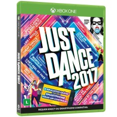 Foto Jogo Just Dance 2017 Xbox One Ubisoft