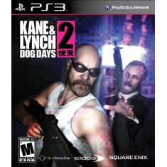 Foto Jogo Kane & Lynch 2: Dog Days PlayStation 3 Eidos Interactive