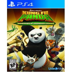 Foto Jogo Kung Fu Panda Showdown of Legendary Legends PS4 Little Orbit