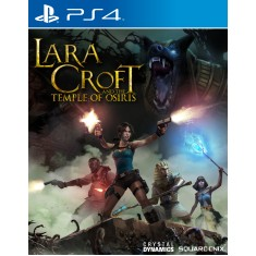 Foto Jogo Lara Croft And The Temple Of Osiris PS4 Square Enix