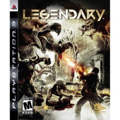Foto Jogo Legendary PlayStation 3 Gamecock