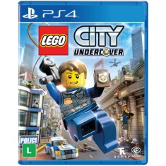 Foto Jogo Lego City Undercover PS4 Warner Bros