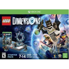Foto Jogo Lego Dimensions Xbox One Warner Bros