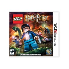 Foto Jogo Lego Harry Potter Years 5-7 Warner Bros Nintendo 3DS