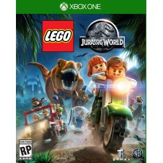 Foto Jogo Lego Jurassic World Xbox One Warner Bros