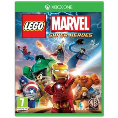 Foto Jogo Lego Marvel Super Heroes Xbox One Warner Bros