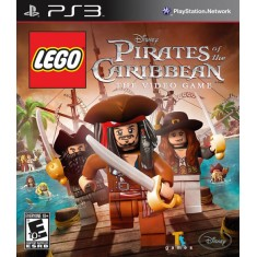 Foto Jogo Lego Piratas do Caribe PlayStation 3 Disney