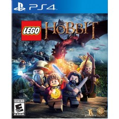 Foto Jogo Lego The Hobbit PS4 Warner Bros