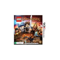 Foto Jogo Lego The Lord of the Rings Warner Bros Nintendo 3DS