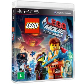 Foto Jogo Lego: The Movie PlayStation 3 Warner Bros
