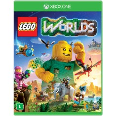 Foto Jogo Lego Worlds Xbox One Warner Bros