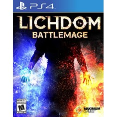 Foto Jogo Lichdom Battlemage PS4 Maximum Games