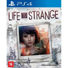 Foto Jogo Life Is Strange PS4 Square Enix
