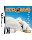 Jogo Little Bears Zoo Games Nintendo DS