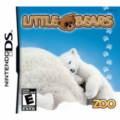 Foto Jogo Little Bears Zoo Games Nintendo DS