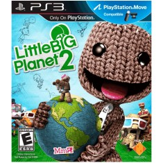 Foto Jogo Little Big Planet 2 PlayStation 3 Sony