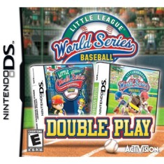 Foto Jogo Little League World Series Baseball Activision Nintendo DS