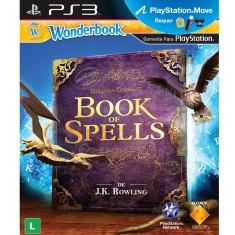 Foto Jogo Livro de Feitiços PlayStation 3 Sony