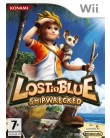 Jogo Lost In Blue Shipwrecked Wii Konami
