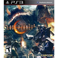 Foto Jogo Lost Planet 2 PlayStation 3 Capcom